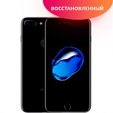 iPhone 7 Plus  32гб Jet Black «Черный оникс» Восстановленный