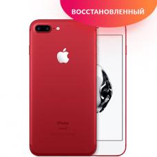iPhone 7 Plus 256гб Red Красный Восстановленный