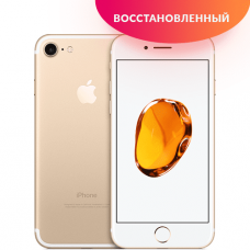 Apple iPhone 7 32гб Gold «Золотой» Восстановленный