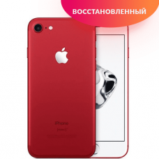 Apple iPhone 7 128гб Red «Красный» Восстановленный