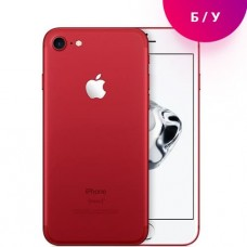Смартфон Apple iPhone 7 32гб Red «Красный»