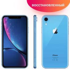 Apple iPhone XR 64GB Blue Восстановленный