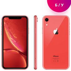 Apple iPhone XR 64GB Corall Б.У