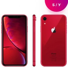 Apple iPhone XR 64GB Red Б.У