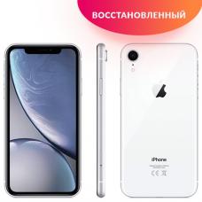 Apple iPhone XR 64GB White Восстановленный