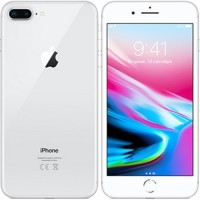 iPhone 8 Plus 64GB Silver как новый