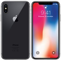 Apple iPhone X 64GB Space Gray как новый