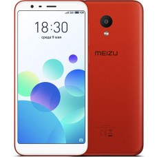 Meizu M8c 2GB + 16GB (Red)