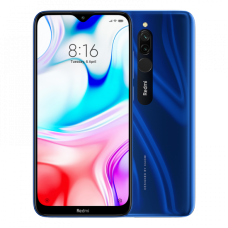 Xiaomi Redmi 8 32GB/3GB BLUE (СИНИЙ)