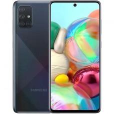 Смартфон Samsung Galaxy A71 6/128 GB черный