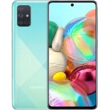 Смартфон Samsung Galaxy A71 6/128 GB голубой