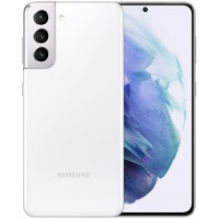 Смартфон Samsung Galaxy S21 5G 8/128GB (белый фантом)