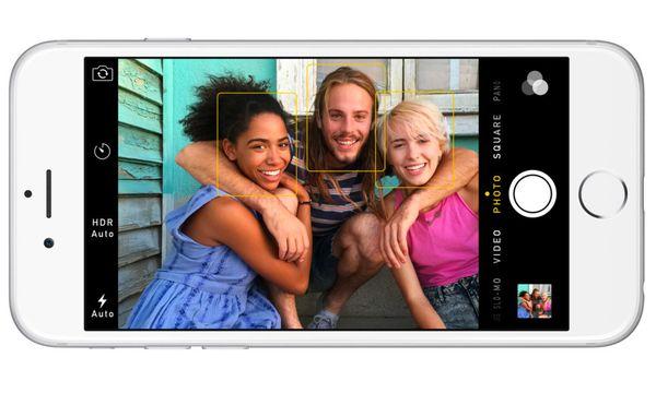 Камеры iPhone 6S Plus